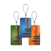 Travel Green Luggage Tags